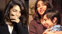 Priyanka Chopra gets EMOTIONAL on the sets of The Sky Is Pink; Here's why | FilmiBeat