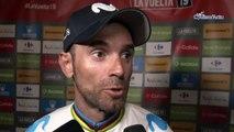 """Tour d'Espagne 2019 - Alejandro Valverde : """"Han pasado muchos años luchando al más alto nivel y esta vez soy el segundo general"""""""