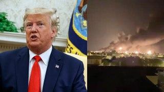 United States was prepared to respond to the devastating attacks in Saudi Arabia