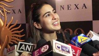 Sara Ali Khan talks about her IIFA debut ;Watch video | FilmiBeat