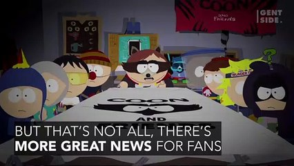 More Good News For South Park Fans!