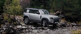 The new Land Rover Defender Highlights