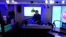 Elliot Mix dans le Warm-up du 16 Sept