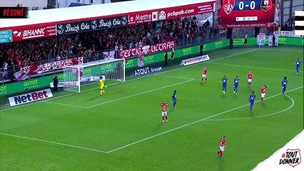 J5. Stade Brestois29 / Stade Rennais F.C. : résumé