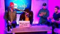 Walshy Fire des Major Lazer est l'invité du Before Party Fun (13/09/19)