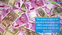 Where will all the money given by RBI to the government go?