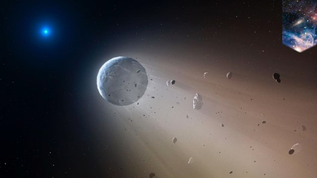 Interstellar comet spotted approaching our solar system