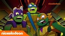 Le destin des Tortues Ninja | Pick-Hippo-Pocket | Nickelodeon France