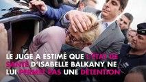Patrick Balkany en prison : Éric Dupond-Moretti donne de ses nouvelles