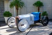 VÍDEO: Mercedes Vision Simplex Concept, una escultura sobre ruedas
