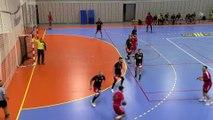Martigues Handball - HBGR Bagnols : les moments les plus importants du match