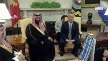 Trump autoriza liberar petróleo de las reservas de emergencia de EEUU