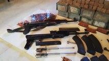 RTV Ora - Trafik armësh dhe municionesh nga Shqipëria në Greqi, shkatërrohet grupi kriminal