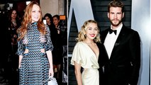 Lindsay Lohan Flirts With Liam Hemsworth But What Does Miley Think?