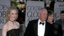 Nicole Kidman mourns father in public tribute