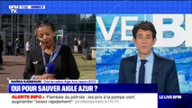 """Naïma Djebbouri, chef de cabine à Aigle Azur: """"Du jour au lendemain, nous voilà devant un tribunal de commerce, à terre psychologiquement et physiquement."""""""