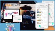 VILLAGE START UP SEPTEMBRE 2019 : Spoonymix, TestWe et Asaplace