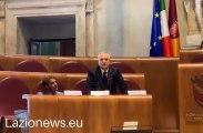 Cerimonia apertura Europei per non vedenti: le parole di Lotito