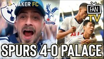 Fan TV   Tottenham 4-0 Crystal Palace: Son gets job done by half-time