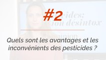 Quels sont les avantages et les inconvénients des pesticides ?
