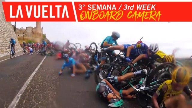 Onboard Camera - 3ème semaine / 3rd week   La Vuelta 19