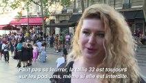 """Un défilé """"All Sizes"""" à Paris contre tous les préjugés"""