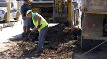 Κυκλοφοριακές ρυθμίσεις στην περιοχή του ΚΤΕΛ για τα συνοδά έργα
