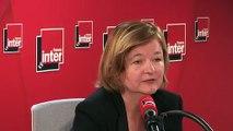 L'eurodéputée Nathalie Loiseau favorable à l'accueil en France du lanceur d'alerte américain Edward Snowden - VIDEO