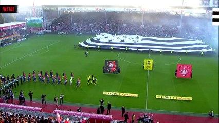 Inside J5. Stade Brestois 29 / Stade Rennais F.C.