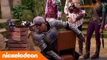 L'école des Chevaliers | Chevalier Branché | Nickelodeon France