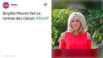 Brigitte Macron donnera des cours de littérature une fois par mois à des décrocheurs scolaires