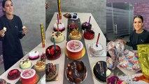 Nia Sharma enjoys her Pre Birthday Bash on Jamai 2.0 set,Check out | FilmiBeat