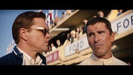 Le Mans 66  - Bande-annonce #2 avec Matt Damon et Christian Bale (VOST)