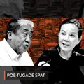 Poe-Tugade spat escalates: 'Underperforming' vs 'full of herself'