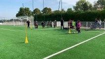 Rentré du foot U10-U11 2019 défi technique interclubs F.C PARISIS - MAURECOURT