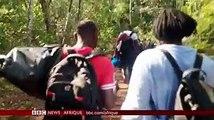 Les refugiés anglophones retrouvés dans la forêt colombienne