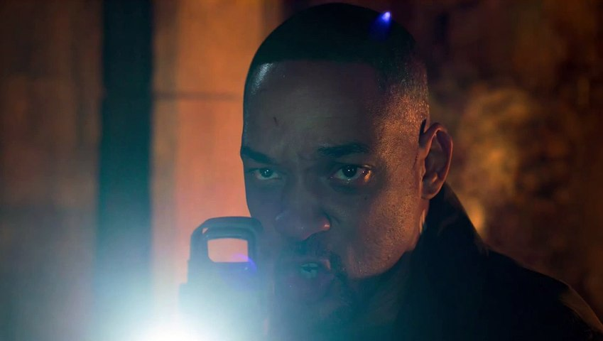 """Gemini Man clip - Will Smith vs Will Smith """"Why Would He Send You?"""""""