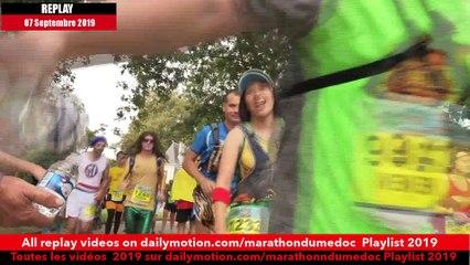 Replay Marathon du Médoc  2019-Ambiance sur la parcours 10 / runners atmosphere on the way10