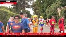 Replay Marathon du Médoc  2019-Ambiance sur la parcours 11 / runners atmosphere on the way11