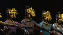 China's Rite of Spring shines on Bolshoi stage in Russia