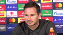 Lampard on his amazing memories in UCL