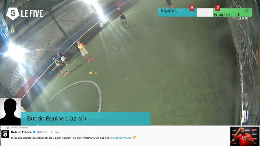 But de Equipe 1 (12-16)