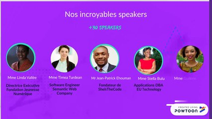 Abidjan Women In Tech Conf 2019 - Bande annonce