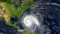Hurricane Humberto Moves Near Bermuda