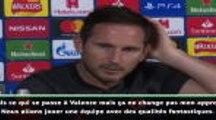 Groupe H - Malgré les soucis de Valence, Lampard compte bien se méfier