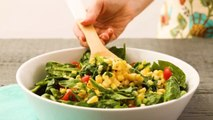 How to Make Grilled Corn Salad with Chili-Miso Dressing