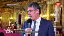 Manifestation contre la fin des régimes spéciaux de retraite : « Ce sont des problématiques catégorielles » selon le sénateur LREM Martin Lévrier