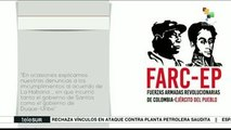 teleSUR Noticias: Hondureños rechazan con marcha el injerecismo