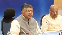 Apple has started making phones, components in India for export: Ravi Shankar Prasad