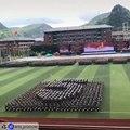 Un défilant flippant en Corée du Nord !
